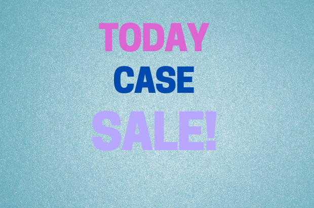 Sale on TODAY Book case purchases!