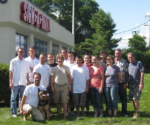 The Staff of Sign-A-Rama Huntington NY