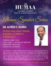 Dr. Alfred C. Burris - April 7, 2015 (PDF)