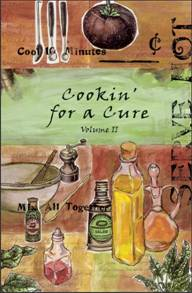 Cookin' for a Cure – Volume II