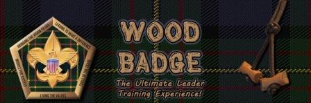 Wood Badge 2019 Course