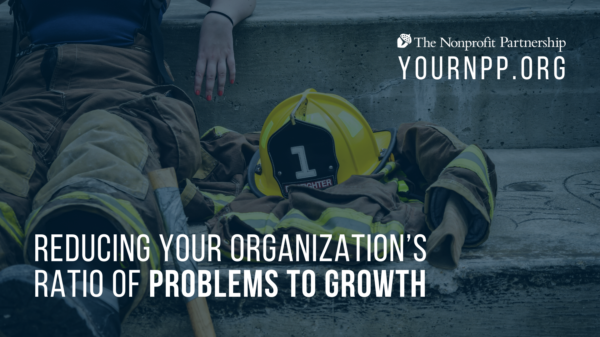 Reducing Your Organization's Ratio of Problems To Growth: You can't get bigger until you get better!