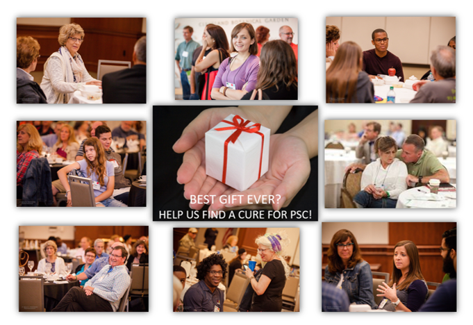TIS THE SEASON FOR MOMENTUM, RENEWED OPTIMISM AND BETTER TREATMENTS AND A CURE FOR PSC!