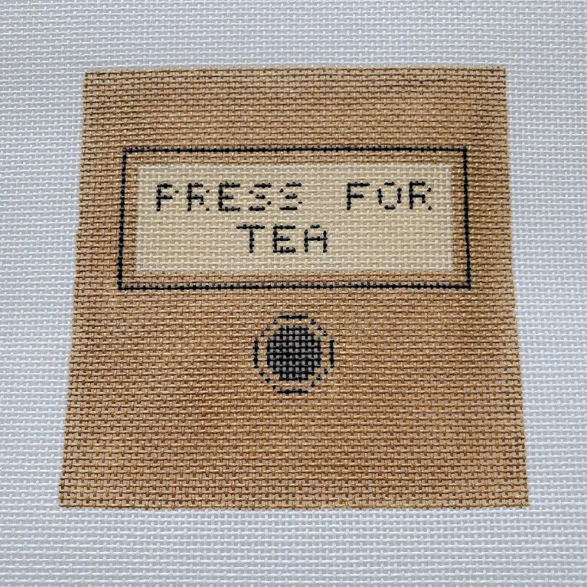Press for Tea