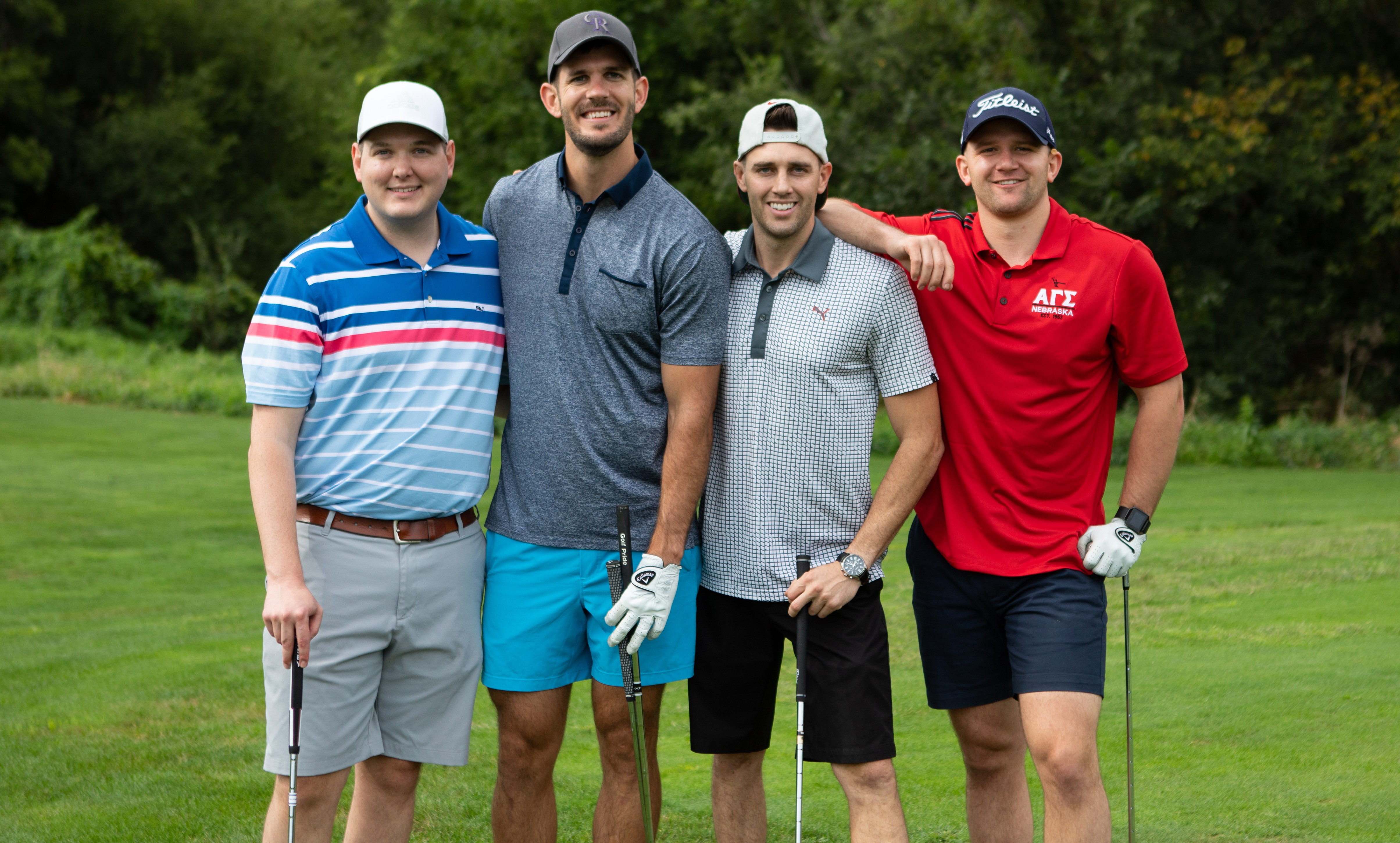 Alumni Golf Photos