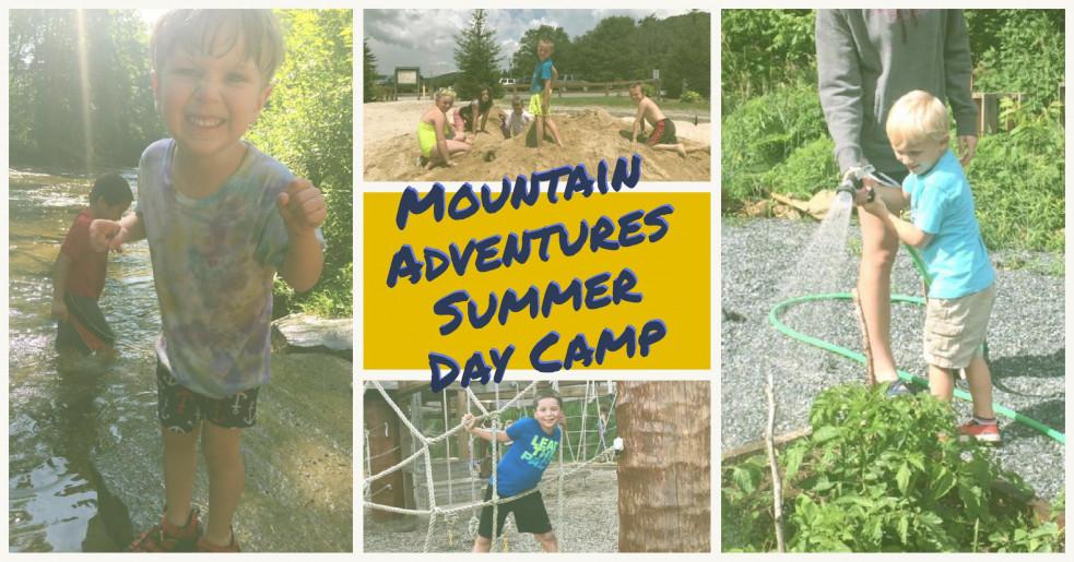 Mountain Adventures Summer Day Camp