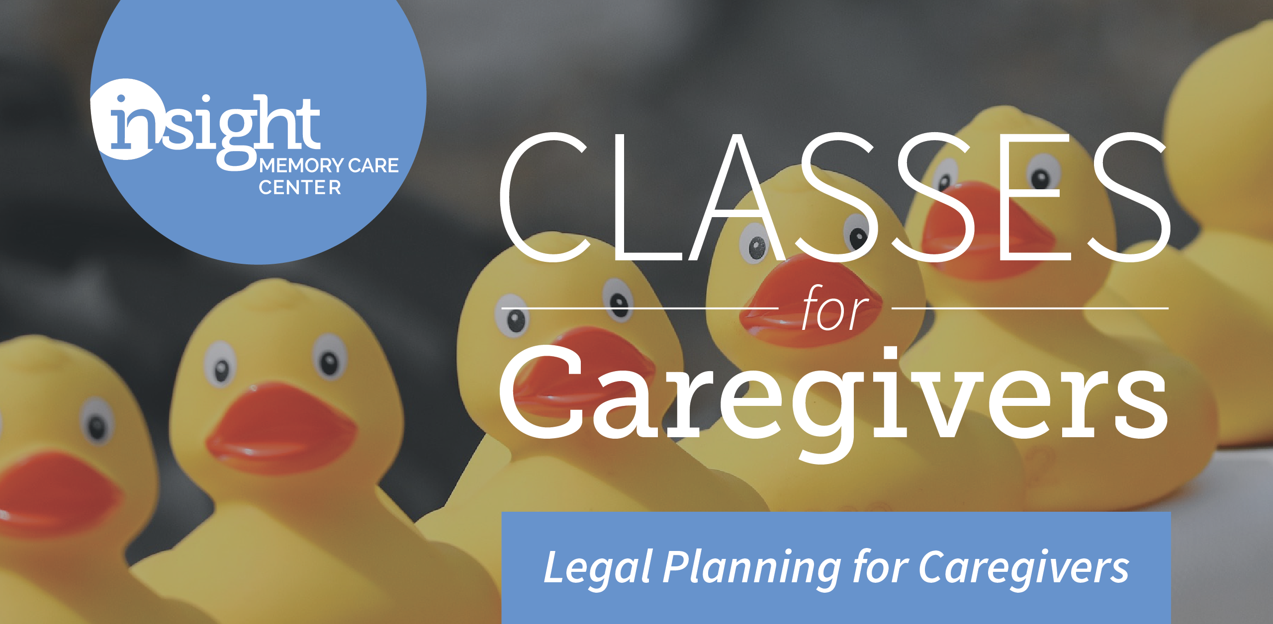 Legal Planning for Caregivers: Get Your Ducks in a Row