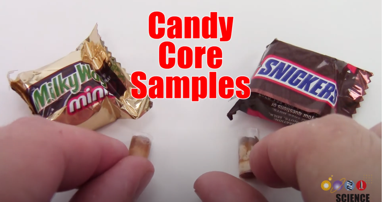 Candy Core Samples