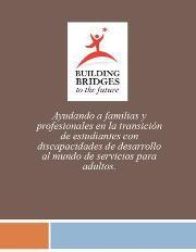 Building Bridges to the Future Manual (Spanish)