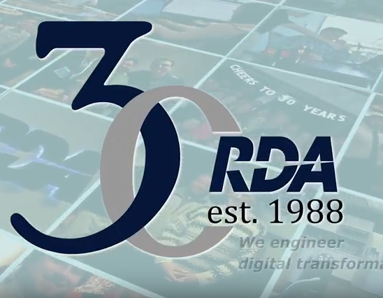 RDA Anniversary Video
