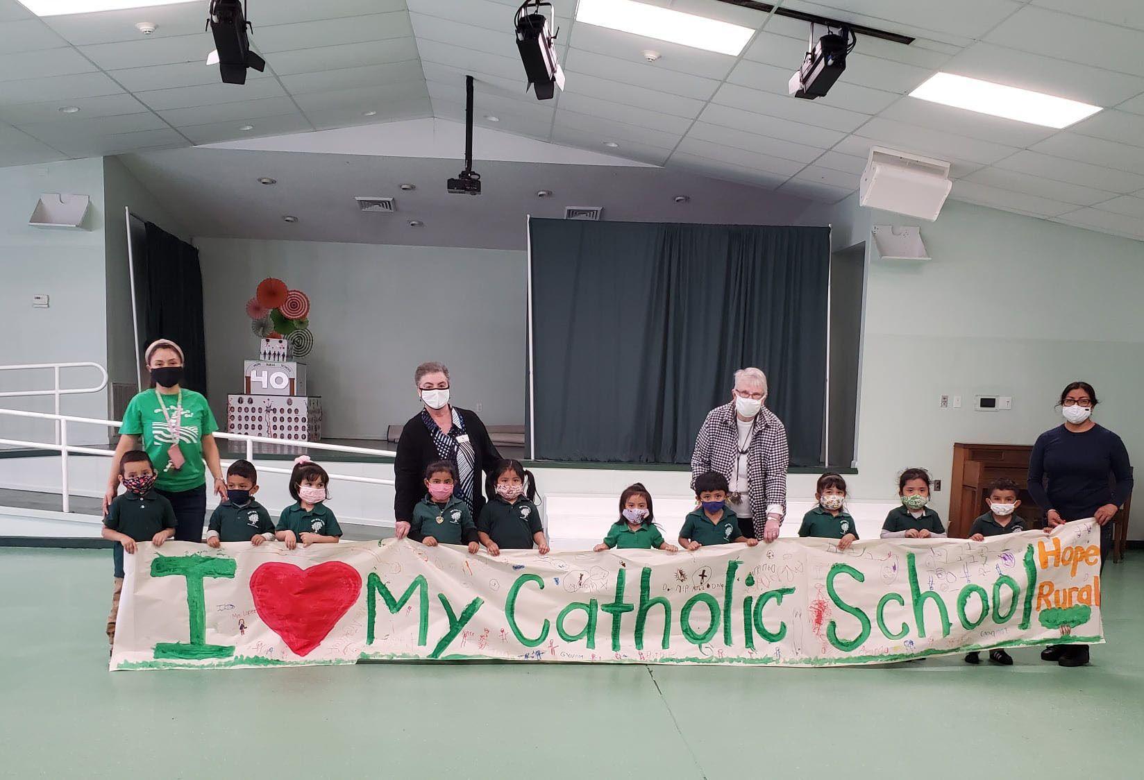 Diocesan schools celebrate 47th year of National Catholic Schools Week