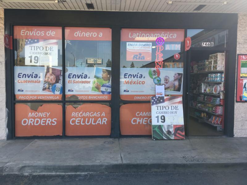 Storefront window graphics Pomona CA