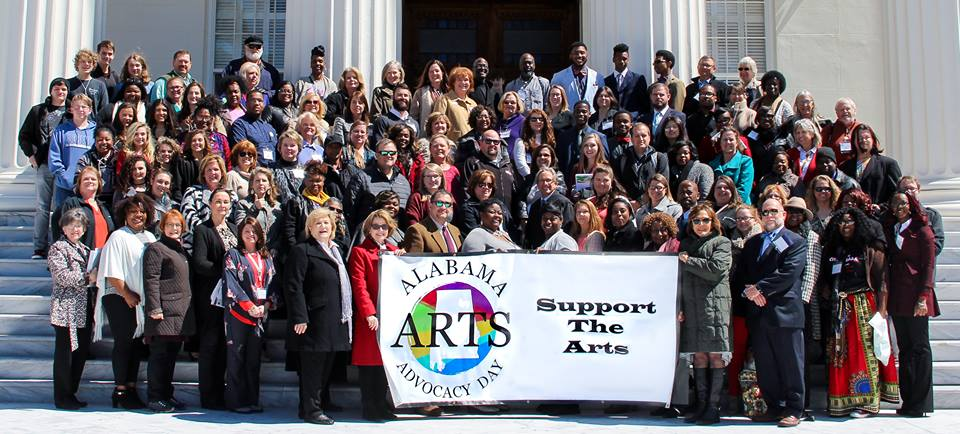 Early Bird Registration ends March 15! Alabama Arts Advocacy Conference VIP Reception and Performance       April 3rd and 4th 2018     You don't want to miss it!