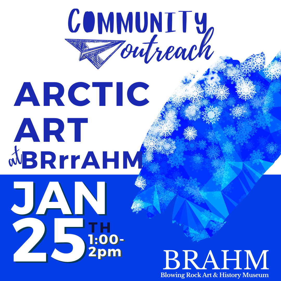 Jan 25th | Arctic Art at BRrrrAHM
