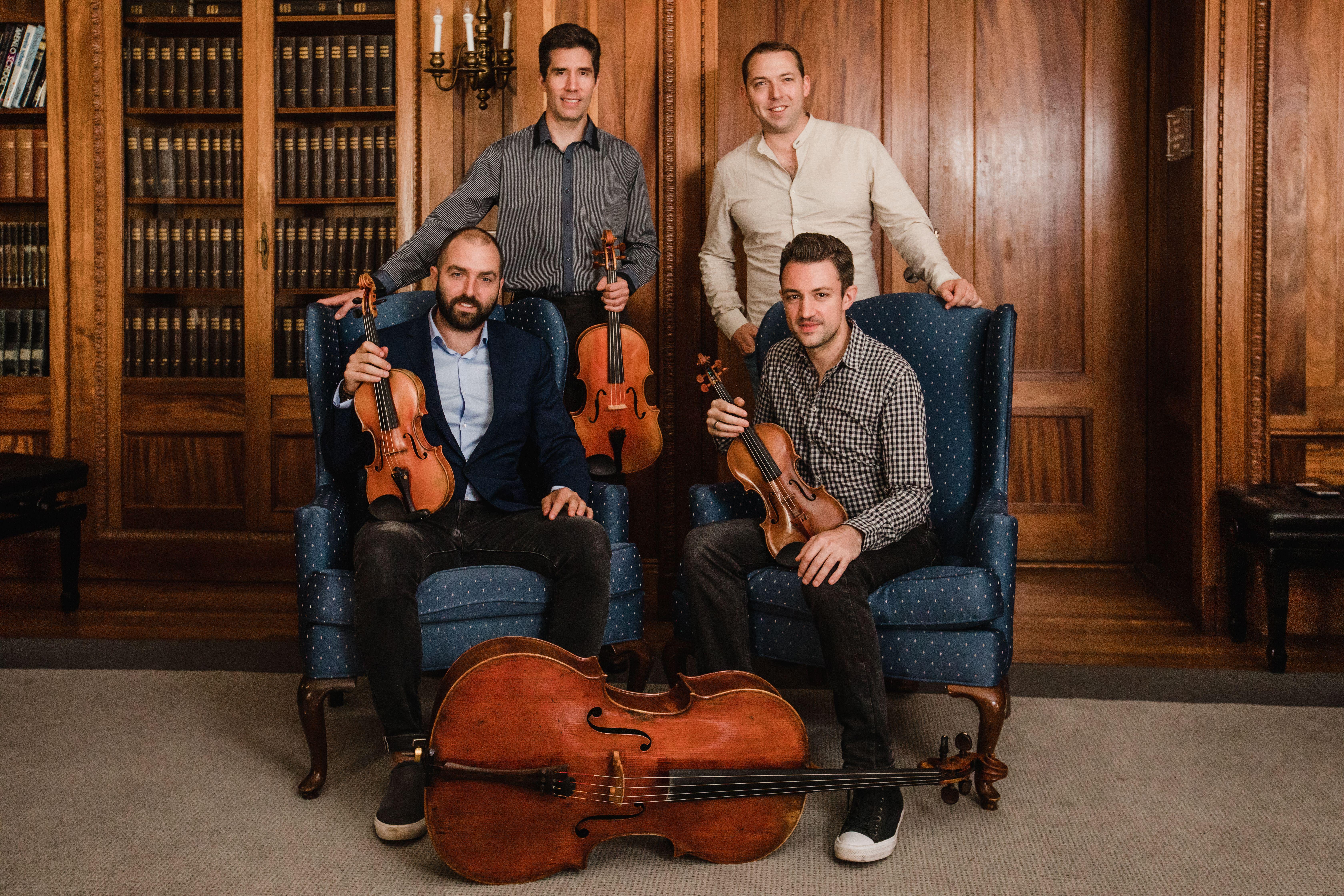 Performing Arts Series - Escher String Quartet