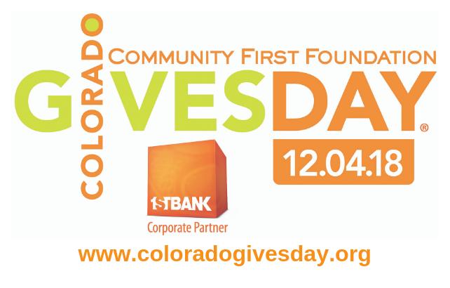 Colorado Gives Day 2018