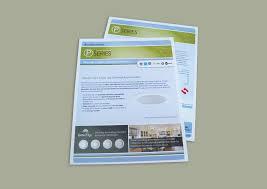 Sales Sheets