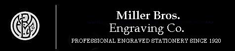 Miller Bros. Engraving Co.