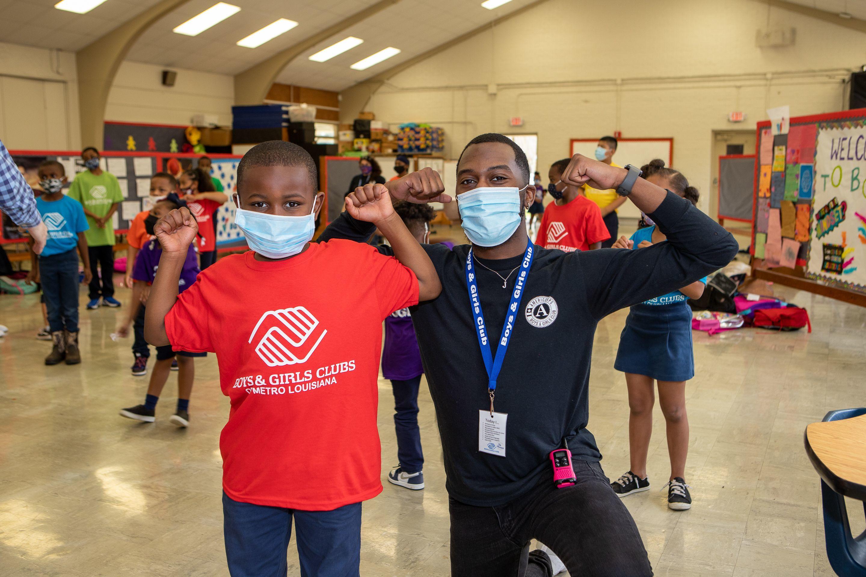 Boys & Girls Clubs of Metro Louisiana Debuts