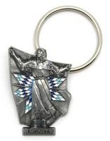 Dignity Figurine Keychain