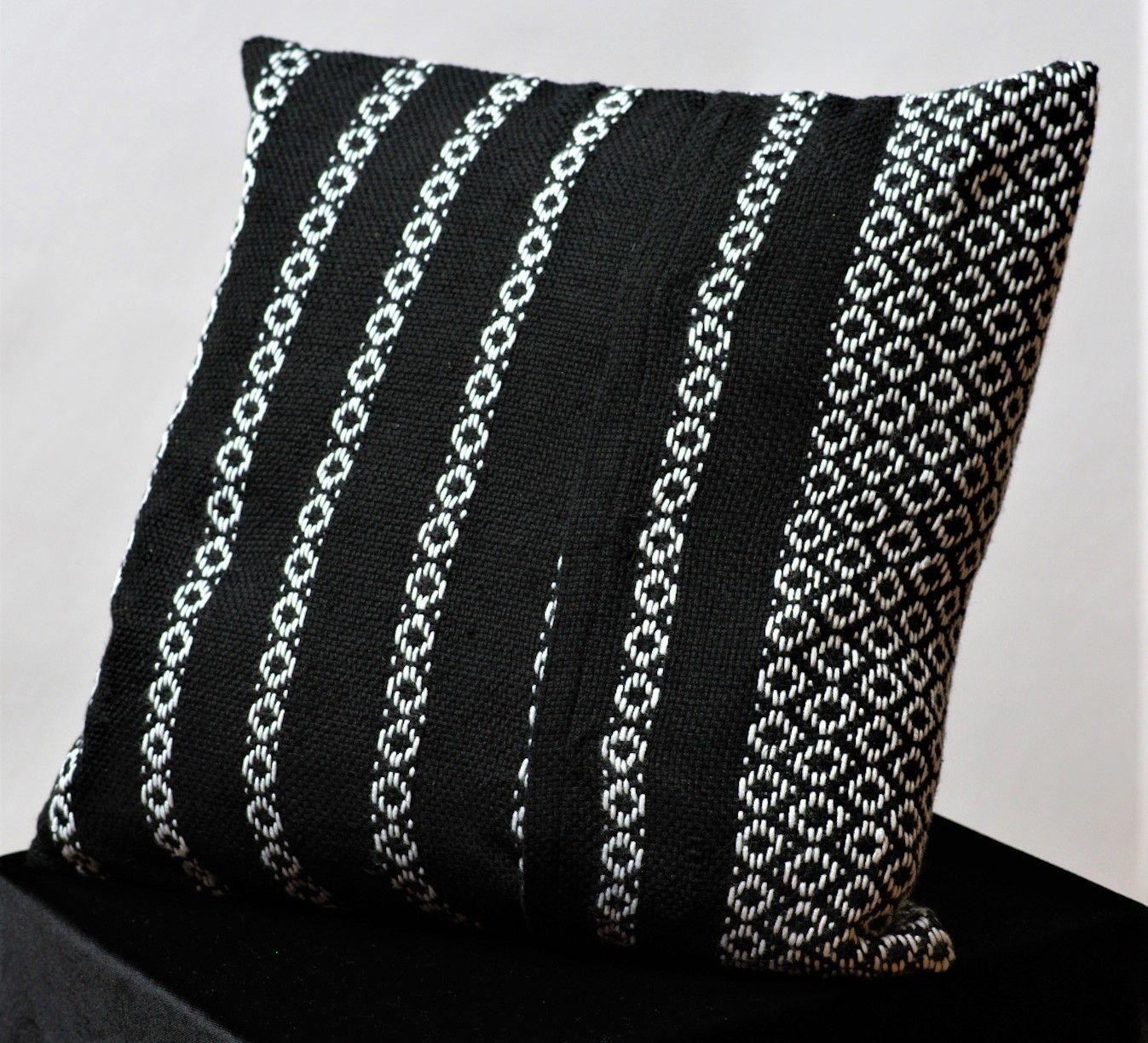 """Ann Carlson - """"Rosepath Pillow #2"""""""