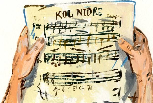 High Holy Days - Kol Nidre