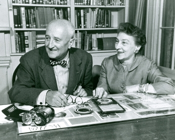 1891: American Cryptologic Pioneer William Friedman Born