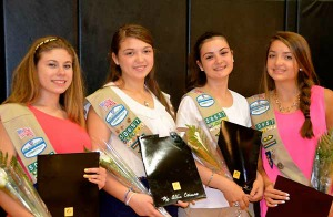 Girls scouts earn Silver Award for Lyme prevention