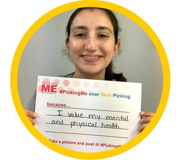 #PickingMe Pledge