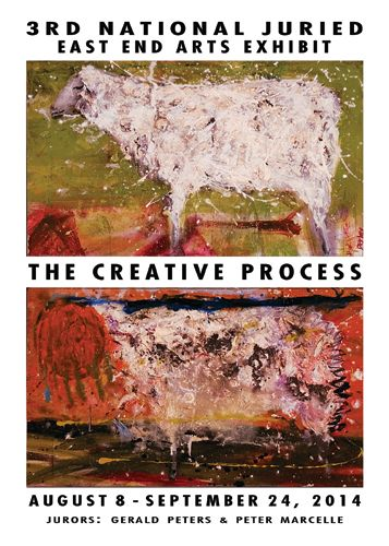3rd Annual National Show: The Creative Process