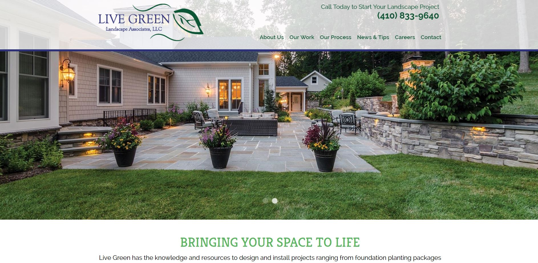 Live Green Landscaping