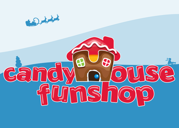 Candy House Fun Shop Is Back!