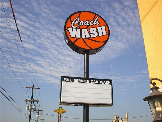 Coach Wash - Marble Falls, TX