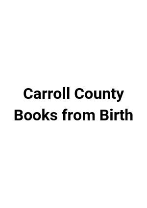 Books from Birth - Carroll County