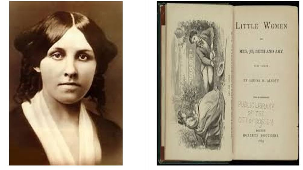 Louisa May Alcott: A Screening of the Film - The Woman Behind Little Women