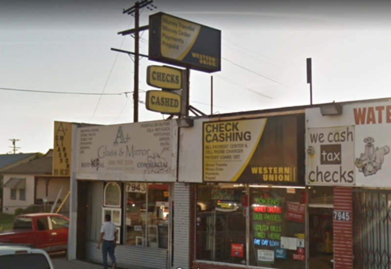 Revamping business signs in Buena Park   Orange County CA