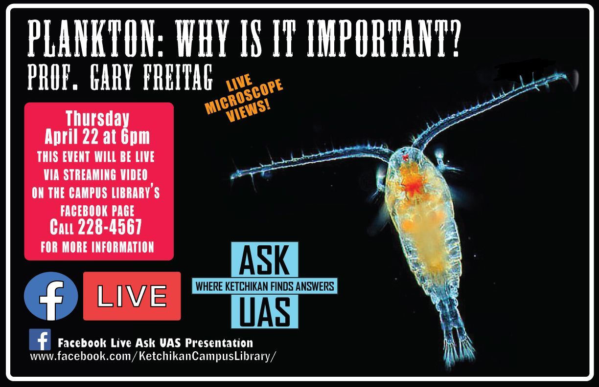 Ask UAS - Plankton Why is it Important?