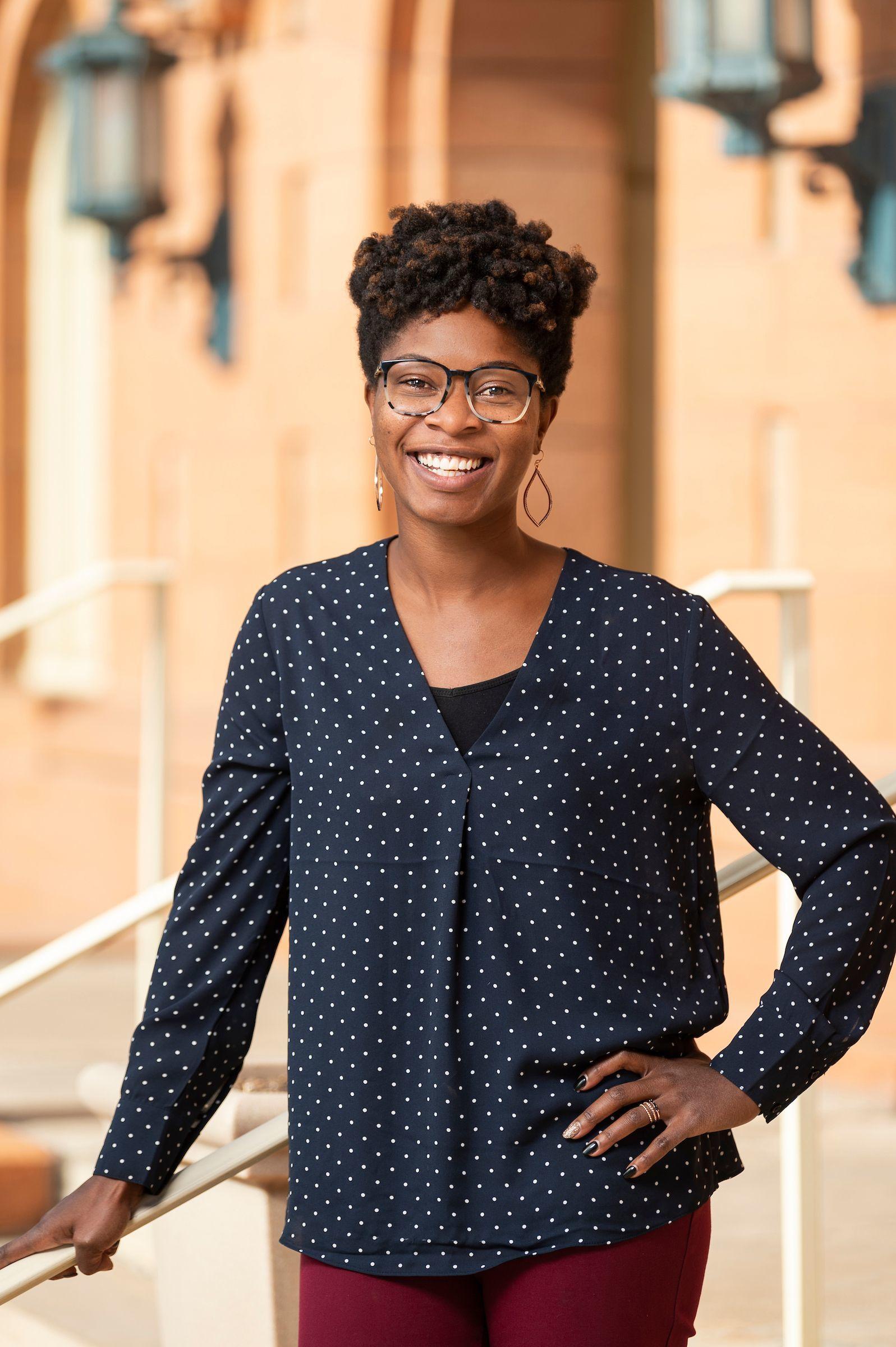Kia Abdool, Executive Director, School