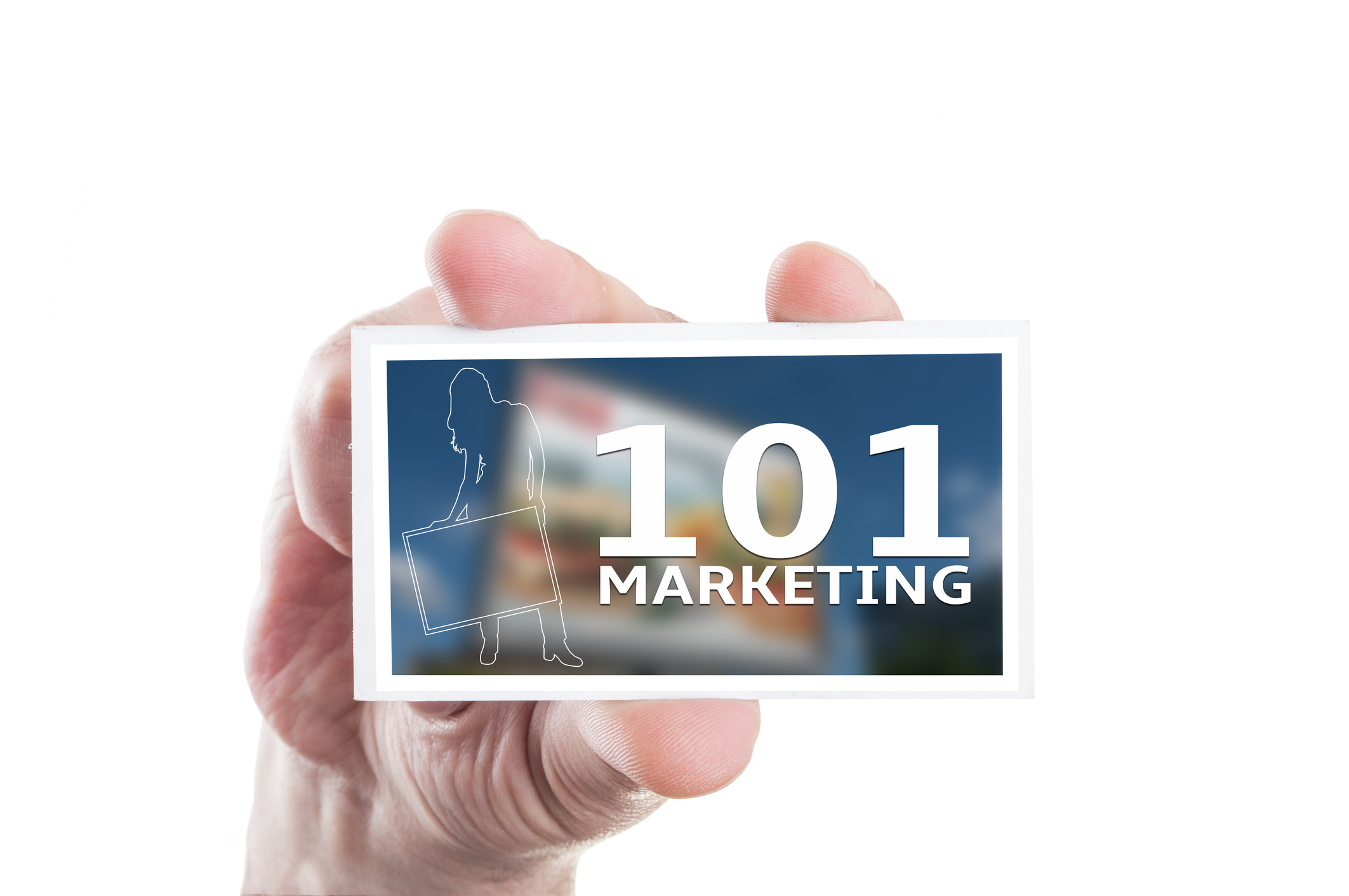 Marketing 101: What to Avoid