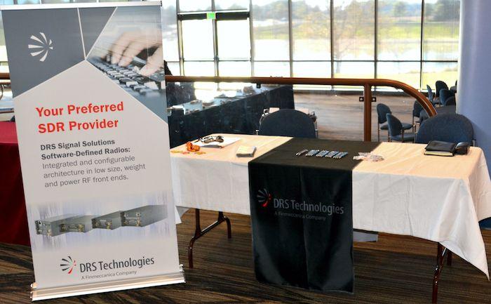 Our friends, DRS Technologies!