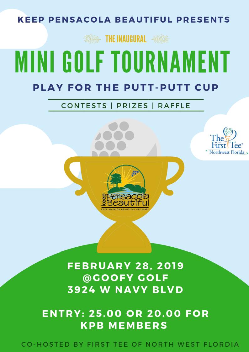 Mini-Golf Tournament