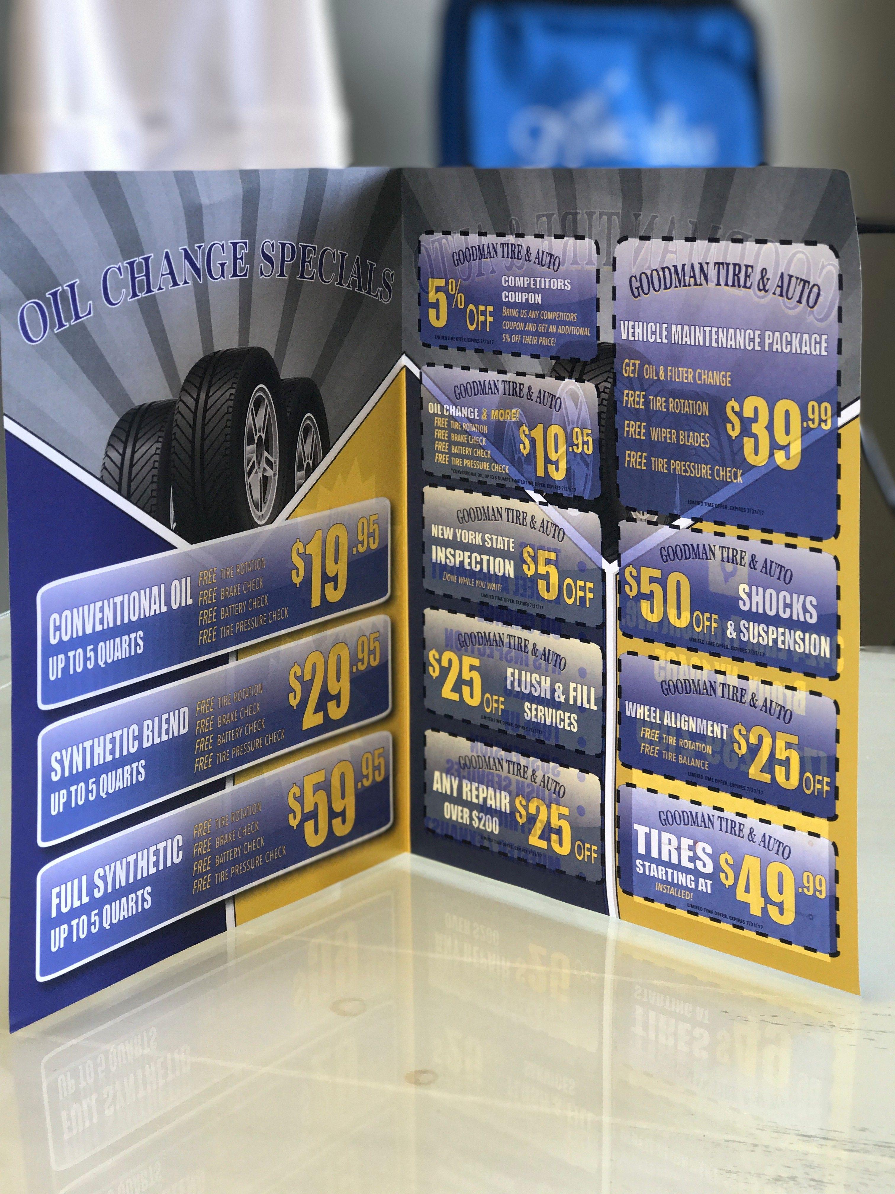 Goodman Tire & Auto