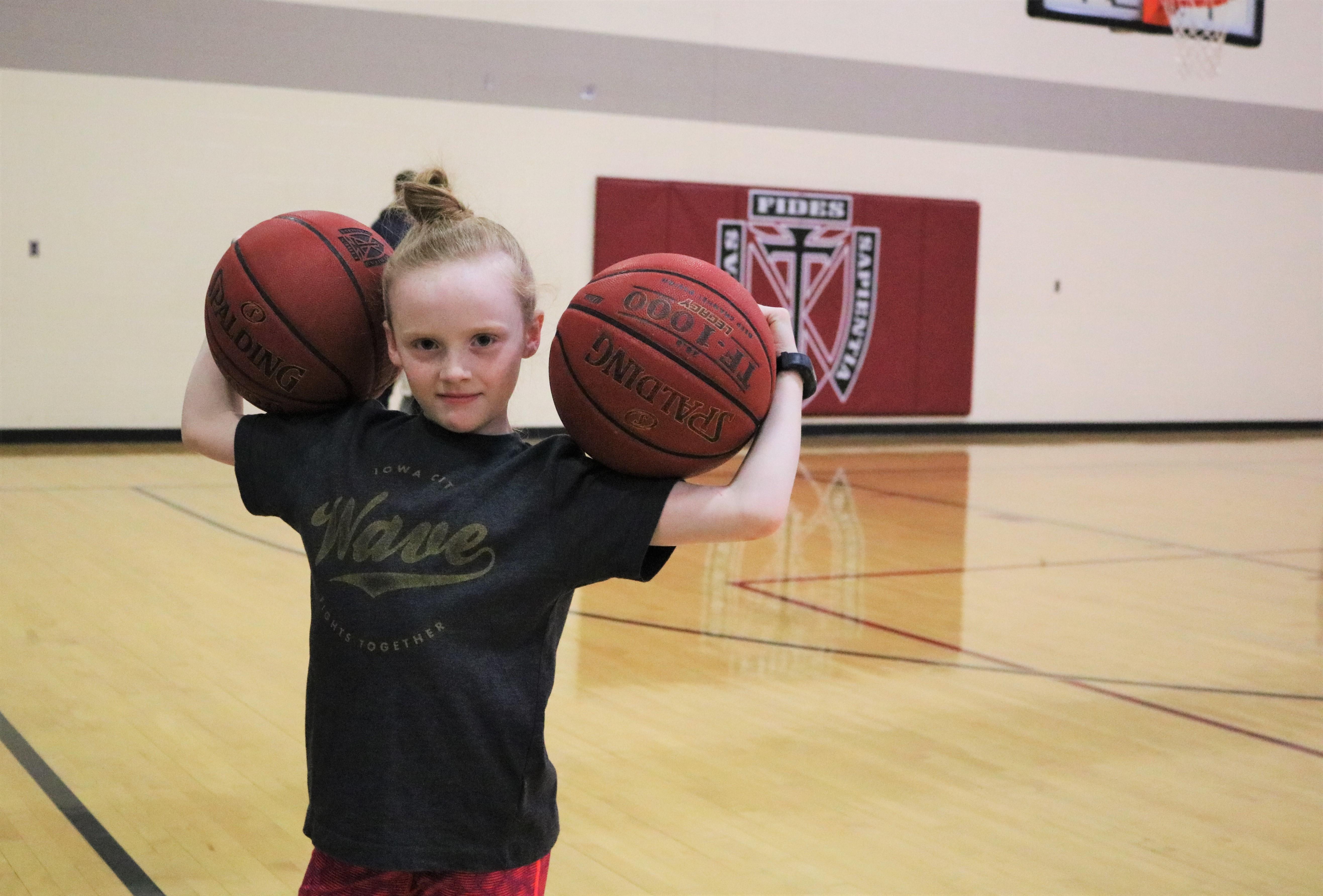 Dowling Basketball Clinic