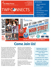 TWP Connects Summer 2019