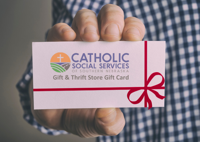 Thift Store Gift Cards now available online!