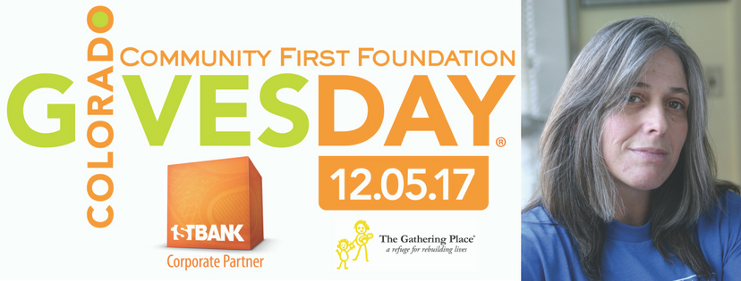 Support The Gathering Place on Colorado Gives Day