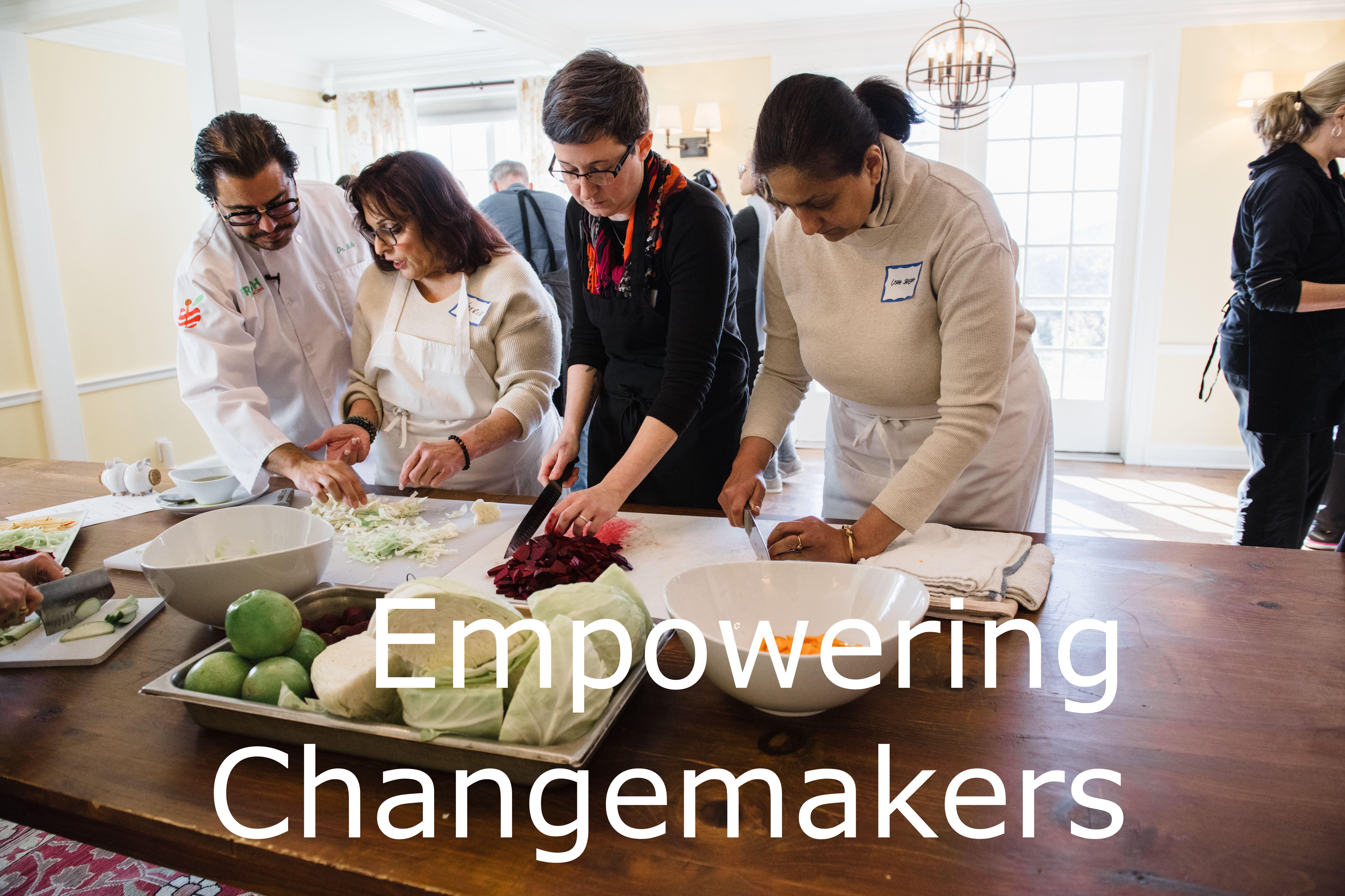 Empowering Changemakers
