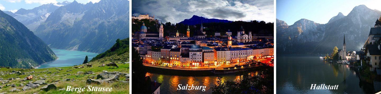 Landscape and Cityscape in Austria