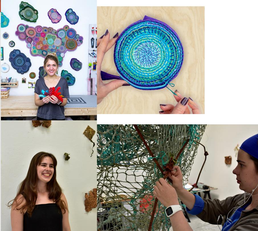 Meet Our 2021 Kimberly Gales Emerging Artist Winners