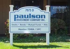 Paulson Investments